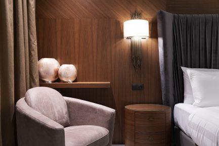 luxury δωμάτιο